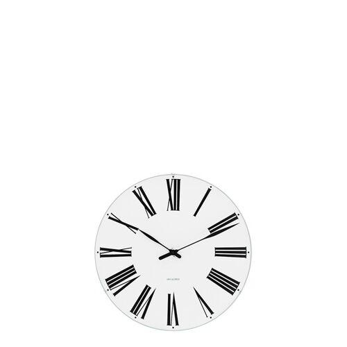 Roman Wanduhr 21 cm Arne Jacobsen