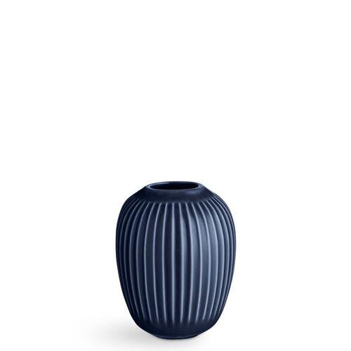 Hammershøi Vase Indigo 10 cm Kähler
