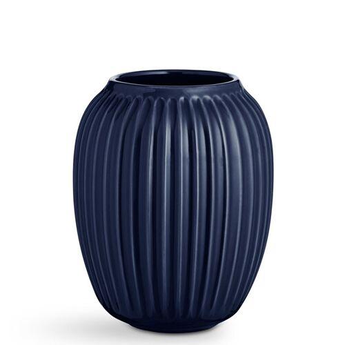 Hammershøi Vase Indigo 20 cm Kähler