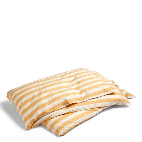 Été Bettwäsche Deckenbezug Warm Yellow Hay