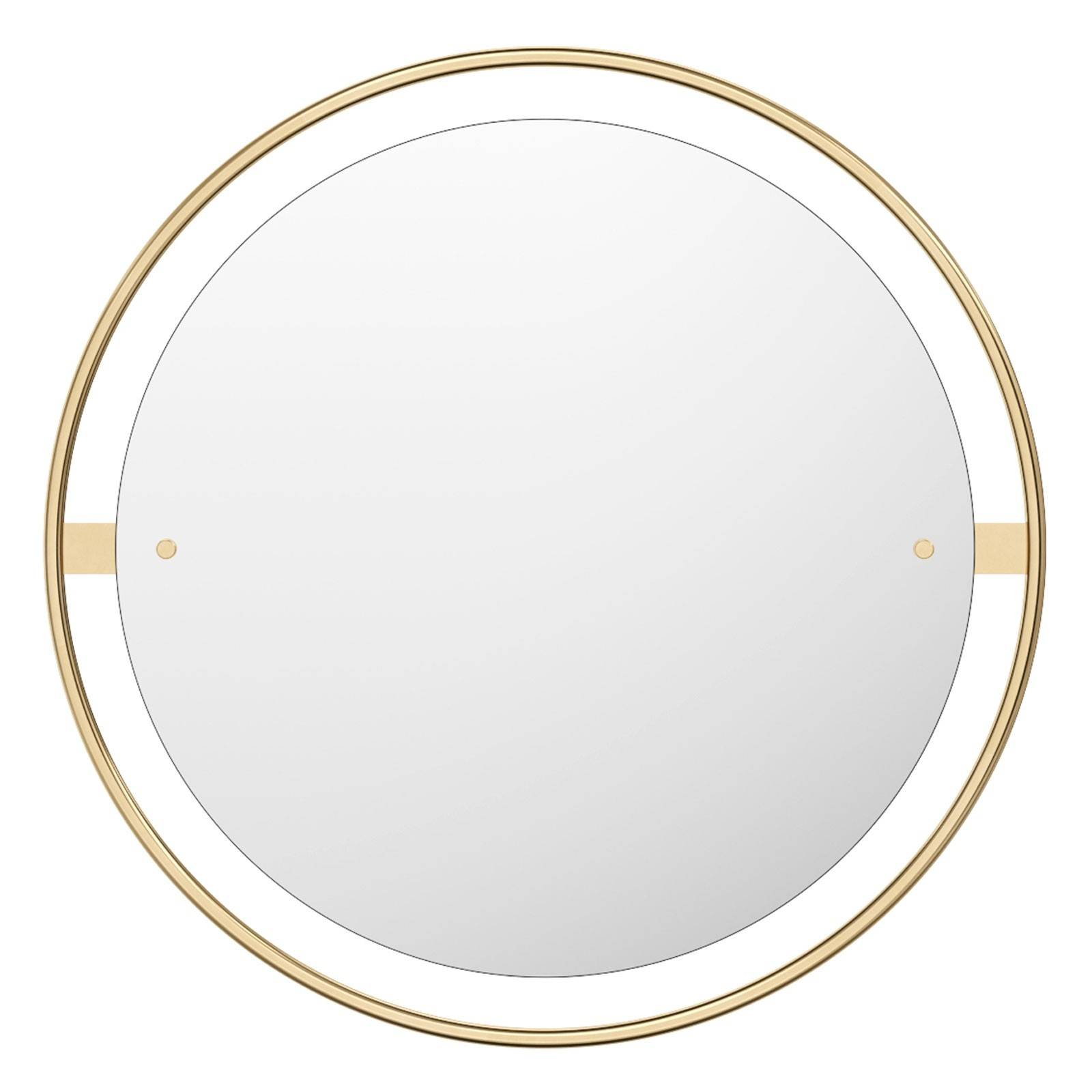 Nimbus Spiegel Ø 60 cm Messing p...