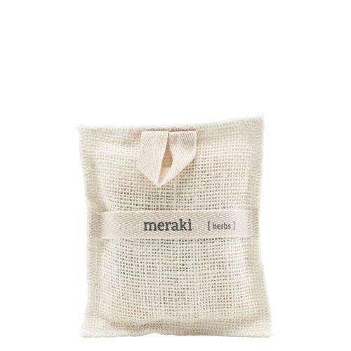 Waschhandschuh und Seife Set Herbs Meraki