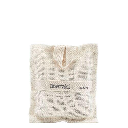 Waschhandschuh und Seife Set Papaya  Meraki