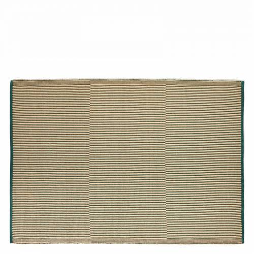 Tapis Teppich Black and Green 170 x 240 cm   Hay