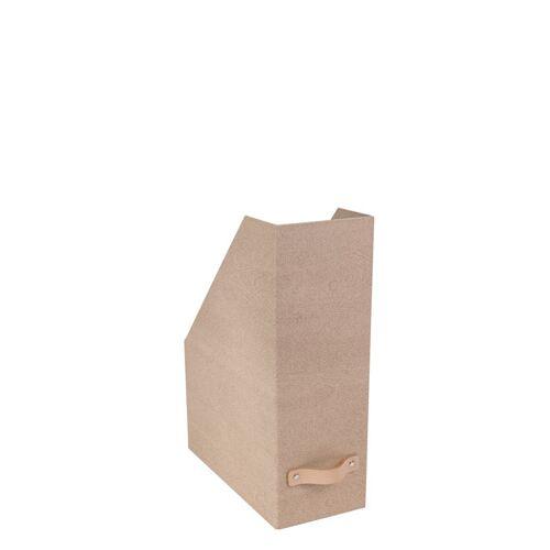 Estelle Stehsammler Natur Holzdekor Bigso Box of Sweden