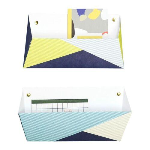 Tri-Postal Wandbox 2er Set #4 Papier Tigre Papier Tigre