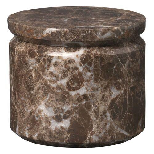 Braun Pesa Aufbewahrungsdose Braun Blomus