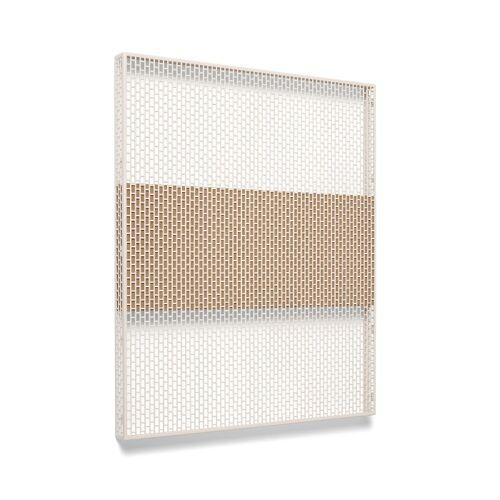 Pinorama Board Draht-Pinnwand Cream L  Hay