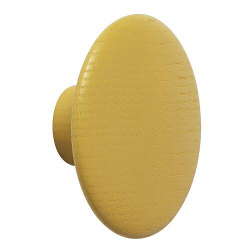 The Dots Kleiderhaken Mustard XS  Muuto