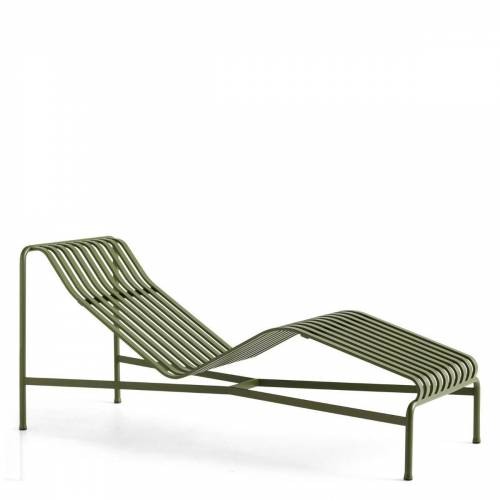 Palissade Chaise Longue Gartenliege Olive Hay