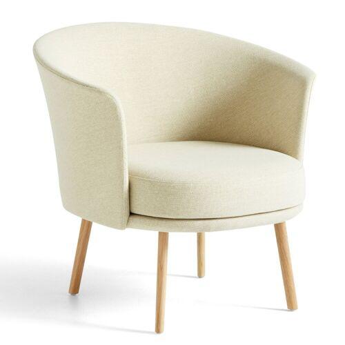 Dorso drehbarer Sessel Holzgestell Mode 014 Hay