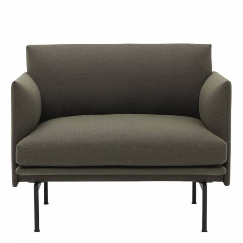 Outline Sessel Fiord 961   Muuto