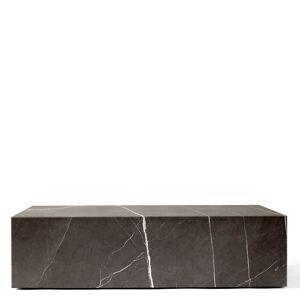 Plinth Low Brauner Marmor  Menu