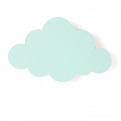 Kinder-Wandleuchte Cloud Mint Ferm Living