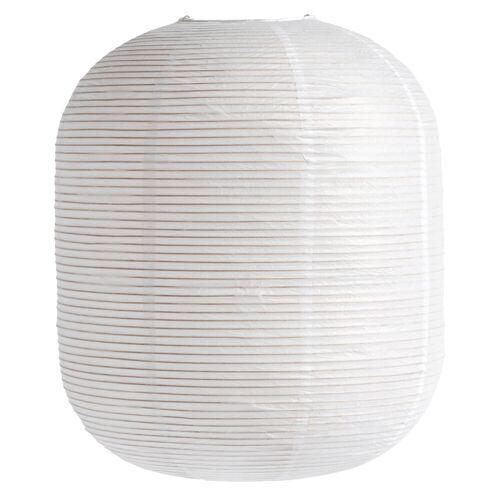 Reispapier Lampenschirm Oblong Weiß Hay Hay