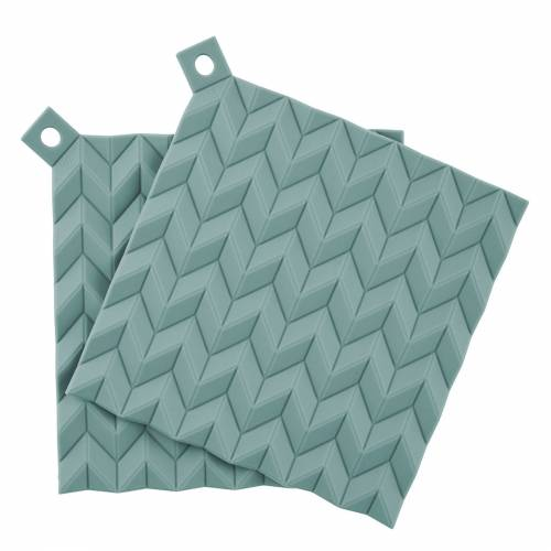 Hold-On Topflappen 2er Set Dusty Green  Rig-Tig by Stelton