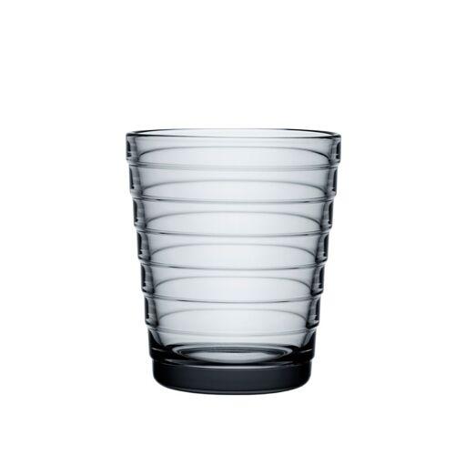 Aino Aalto Glas-Becher Grau Iittala Iittala
