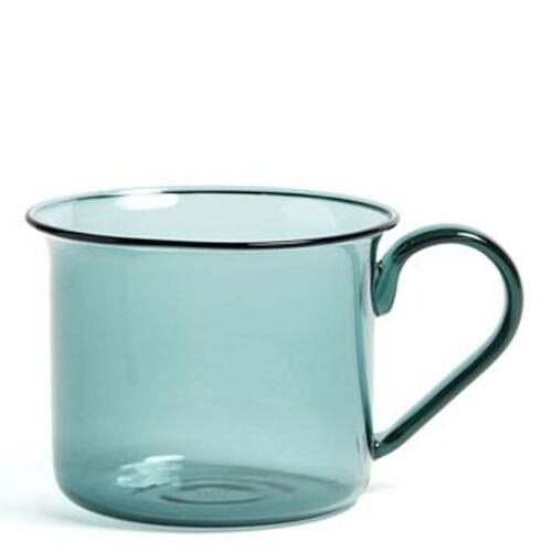 Borosilicate Tasse Aqua Hay