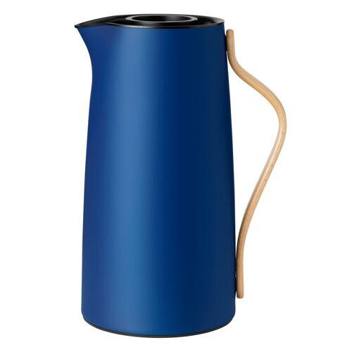 Emma Kaffeekanne Dark Blue  Stelton