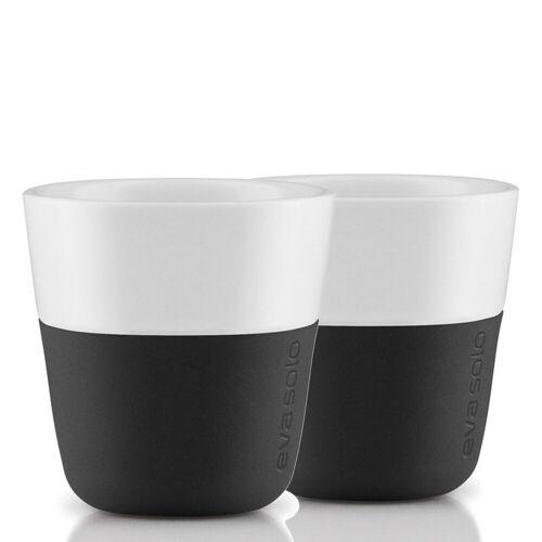 Rio Espressotasse 2er Set Carbon Black    Eva Solo