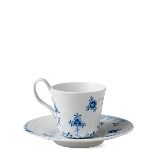 Blue Elements Tasse mit Untertasse Royal Copenhagen