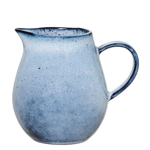 Sandrine Blau Milchkännchen Bloomingville