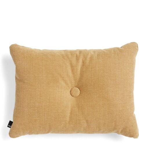 Dot Cushion Kissen Tint Cognac Hay