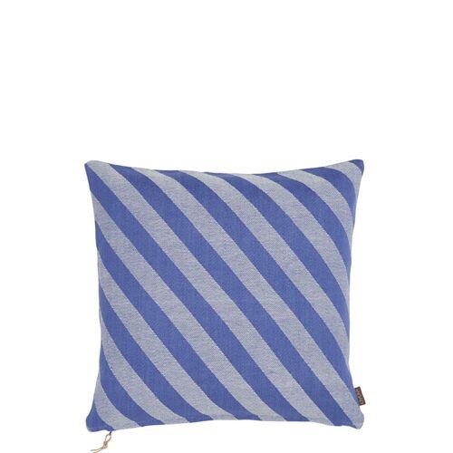 Fluffy Kissen Blue 50 x 50 cm   Oyoy