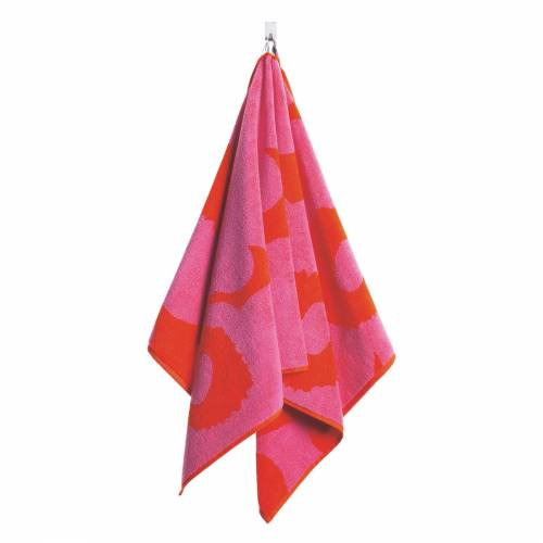 Unikko Handtuch Pink  Marimekko