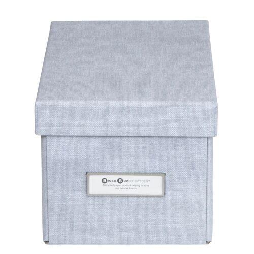 Kitty Aufbewahrungsbox S Ash Canvas Bigso Box of Sweden