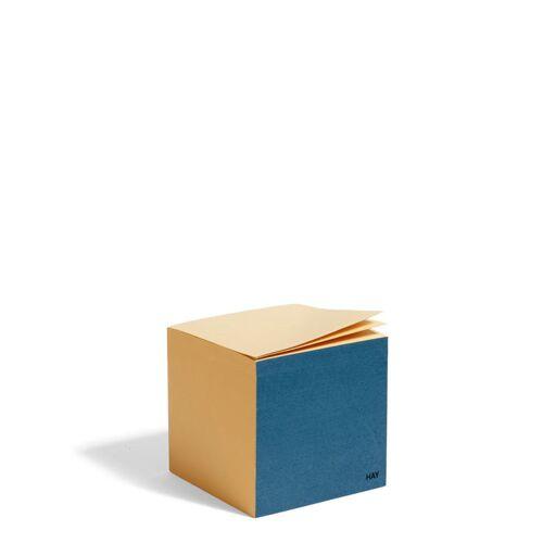 Cube Paper Cube Notizzettel Aqua Hay
