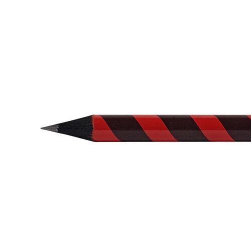 Swirl Bleistift Rot Hay
