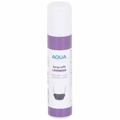 "DogTrace ""AQUA Spray"" - Nachfüllspray Lavendel für Hunde-Sprühhalsband"