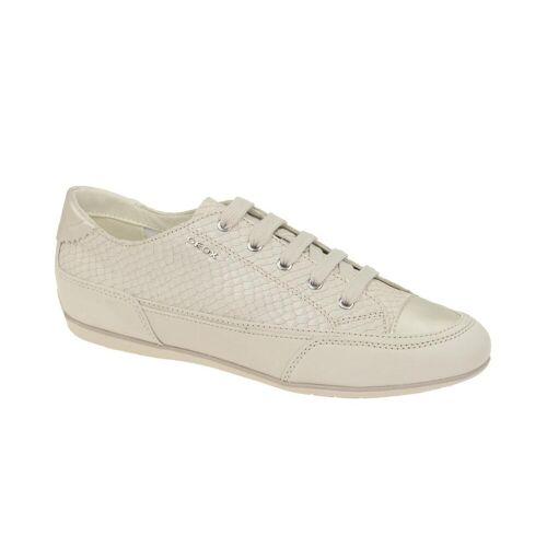 Geox Moena Schuhe weiß D5260D