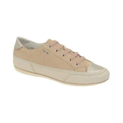 Geox Moena Schuhe weiß rosa D5260D