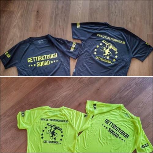 Gutschein GT Shirt 2017 (gelb + schwarz)-XS - Gr. XS