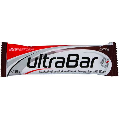 Ultra Sports ultraSPORTS ultraBar - Schoko - Kohlenhydrat- Eiweißriegel