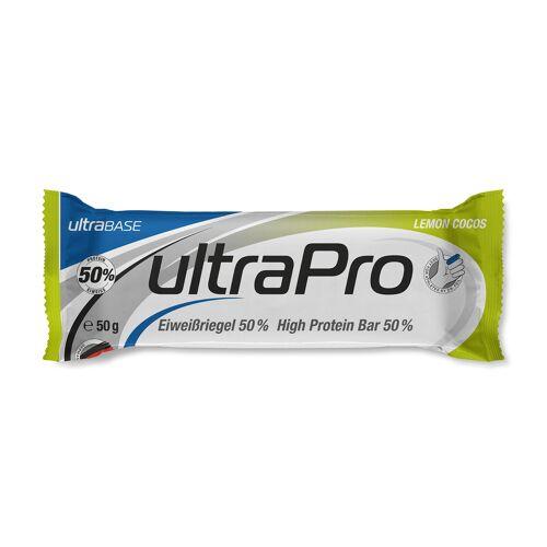 Ultra Sports ultraSPORTS ultraPro - ultraBar - Eiweißriegel - lemon cocos