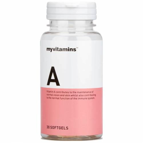 Myvitamins Vitamin A (30 Softgels) - Myvitamins