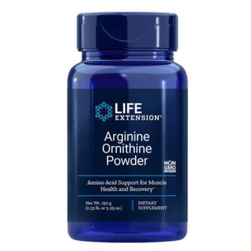 Life Extension Arginin Ornithin Pulver 150 Gramm (5,29 Oz) - Life Extension