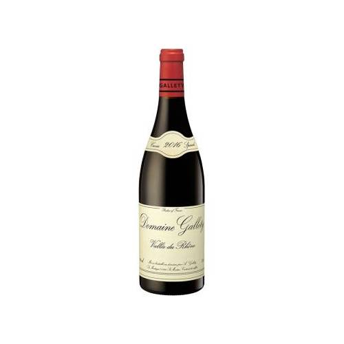 DOMAINE GALLETY ROUGE 2016 - DOMAINE GALLETY