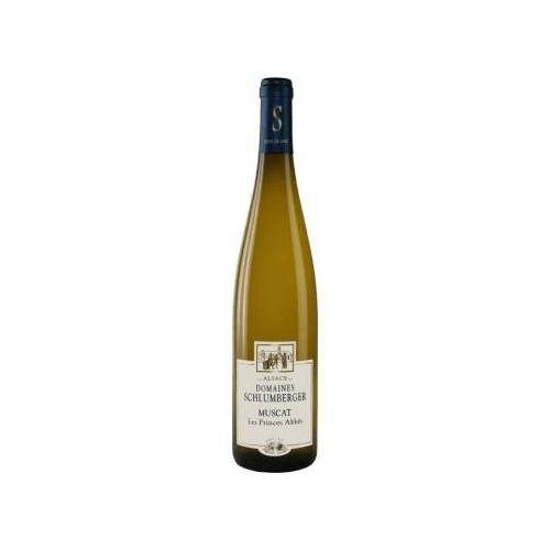DOMAINE SCHLUMBERGER MUSCAT 2019 - LES PRINCES ABBES - DOMAINE SCHLUMBERGER