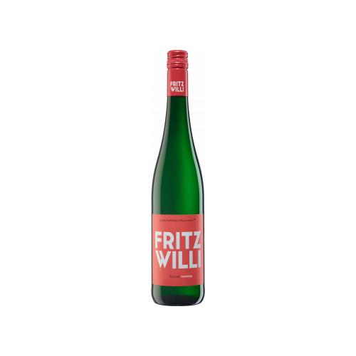Bischöfliche Weingüter Trier FRITZ WILLI RIESLING 2019 - BISCHÖFLICHE WEINGÜTER TRIER