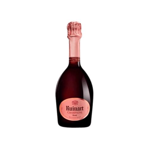 RUINART - ROSE - BRUT CHAMPAGNER - HALBE FLASCHE