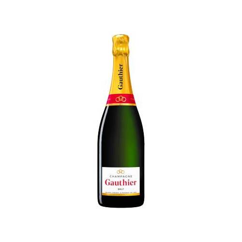 GAUTHIER CHAMPAGNE CHAMPAGNER GAUTHIER - BRUT
