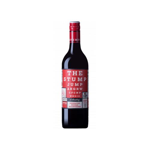 d'Arenberg THE STUMP JUMP RED BLEND 2016 - D'ARENBERG