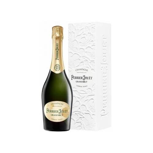 CHAMPAGNE PERRIER-JOUËT CHAMPAGNER PERRIER JOUËT - GRAND BRUT - MIT ETUI ECO-BOX