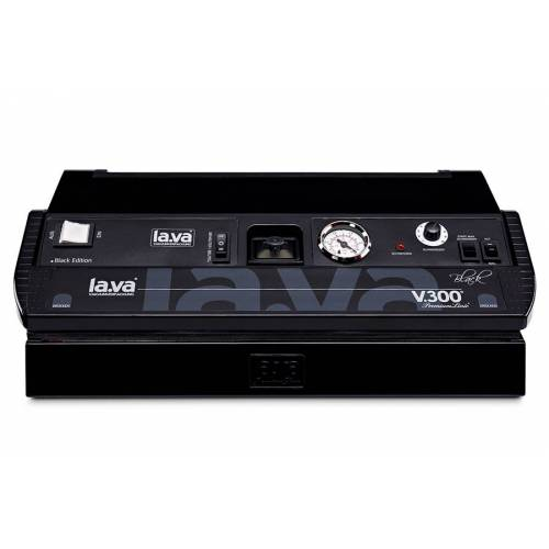 Lava Vakuumiergerät V.300 Black - (Test: Sehr-Gut!) - Vakuumierer