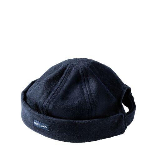 Saint James Herren Mütze Dockermütze blau