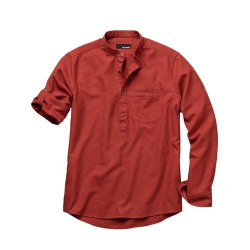 Mey & Edlich Herren Hemd Zunfthemd rot 38, 39, 40, 41, 42, 43, 44, 45, 46